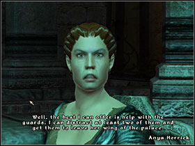 Anya agrees to distract some of the guards, and Kithlan gives you a key that opens all the doors around House of Dementia - Main Quests part II - Quests - The Elder Scrolls IV: Oblivion - Game Guide and Walkthrough
