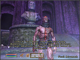 1 - Main Quests part III - Quests - The Elder Scrolls IV: Oblivion - Game Guide and Walkthrough