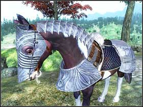 2 - Horse Armor - Plug-ins - The Elder Scrolls IV: Oblivion - Game Guide and Walkthrough