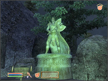 Boethia will offer you to take part in a tournament - Daedric Quests part I - Other - The Elder Scrolls IV: Oblivion - Game Guide and Walkthrough