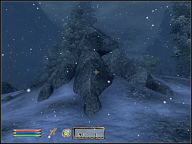 Dragonclaw Rock - Bruma - Miscellaneous quests - The Elder Scrolls IV: Oblivion - Game Guide and Walkthrough