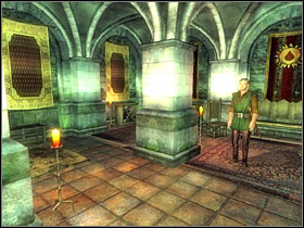 Return to Temple District and pay a visit to Seridur's House again - Imperial City - Miscellaneous quests - The Elder Scrolls IV: Oblivion - Game Guide and Walkthrough