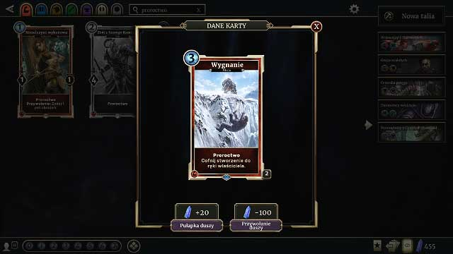 Prophecy can be player right away and with no cost - Abilities in The Elder Scrolls: Legends - The basics - The Elder Scrolls: Legends Game Guide