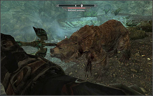 A second variant is to clear the entire lair of beasts or monsters - Animal Extermination - The Companions quests - The Elder Scrolls V: Skyrim Game Guide