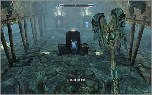 After the fight, head to the western gate - Glory of the Dead - p. 2 - The Companions quests - The Elder Scrolls V: Skyrim Game Guide