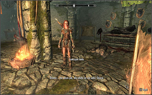 Deal with the rest of Silver Hand members (if they're still alive) and then look around the room - The Silver Hand - The Companions quests - The Elder Scrolls V: Skyrim - Game Guide and Walkthrough