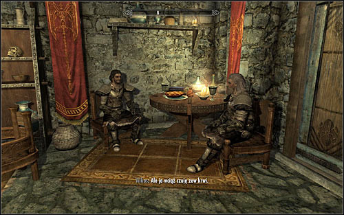 Skyrim Kodlak S Living Room