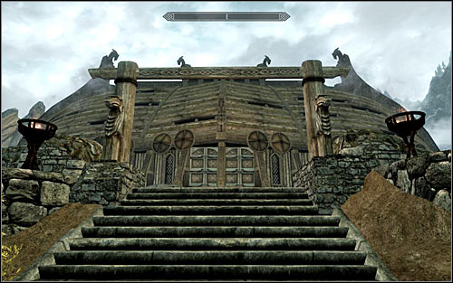 As I mentioned earlier, in order to find Companions headquarter, you have to go to Whiterun - Take up Arms - The Companions quests - The Elder Scrolls V: Skyrim Game Guide