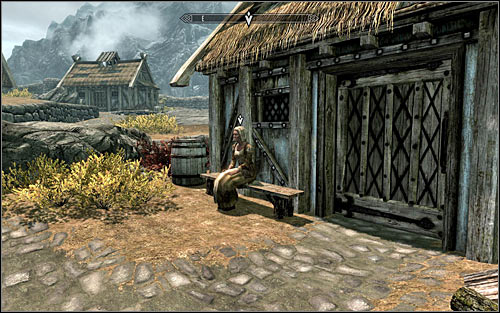 Open the world map and travel to Whiterun - Miscellaneous: Receive a reading from Olava the Feeble - The Dark Brotherhood quests - The Elder Scrolls V: Skyrim Game Guide