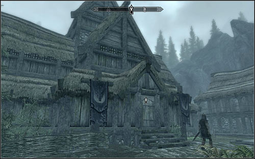 Helvard can be found during the day inside the Jarls Longhouse next to the main street (screen above) - Side Contract: Kill Helvard - The Dark Brotherhood quests - The Elder Scrolls V: Skyrim Game Guide