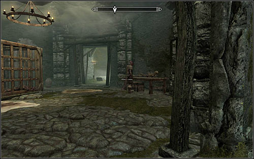 Be very careful, because youll find yourself in the room with one of bandits (screen above) - Side Contract: Kill Agnis - The Dark Brotherhood quests - The Elder Scrolls V: Skyrim Game Guide