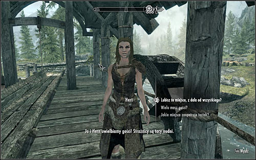 Hern is a vampire, so choosing a strength solution is even less advisable as in previous assassinations - Side Contract: Kill Hern - The Dark Brotherhood quests - The Elder Scrolls V: Skyrim Game Guide