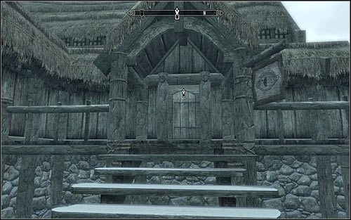 Lurbuk is a bard in the Moorside Inn, located in the northwestern part of the settlement (screen above) - Side Contract: Kill Lurbuk - The Dark Brotherhood quests - The Elder Scrolls V: Skyrim Game Guide