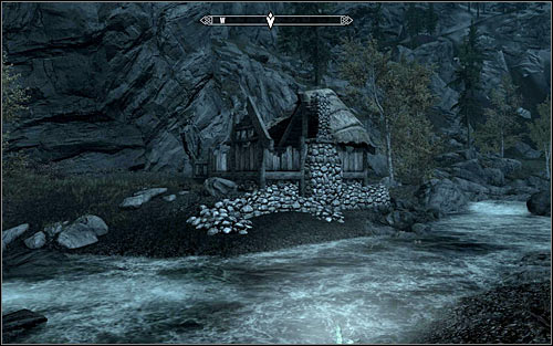 Narfi is a beggar, who inhabits one of the devastated houses in Ivarstead - Side Contract: Kill Narfi - The Dark Brotherhood quests - The Elder Scrolls V: Skyrim Game Guide