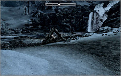 Since other people shouldnt appear near the Ennodiuss tent, you can try to attack him during the day - Side Contract: Kill Ennodius Papius - The Dark Brotherhood quests - The Elder Scrolls V: Skyrim Game Guide