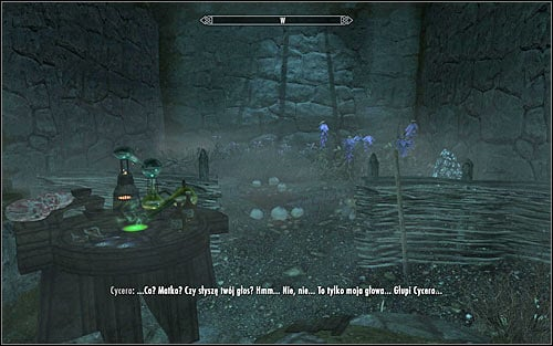 Buying new banners will modify the Brotherhood hideout only visually - Where You Hang Your Enemys Head - The Dark Brotherhood quests - The Elder Scrolls V: Skyrim Game Guide