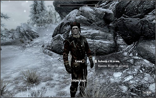 Leave Dawnstar Sanctuary - Where You Hang Your Enemys Head - The Dark Brotherhood quests - The Elder Scrolls V: Skyrim Game Guide