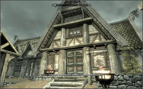 In my opinion it is best to wait for Gaius in Whiterun, in the Bannered Mare inn (screen above) - Breaching Security - The Dark Brotherhood quests - The Elder Scrolls V: Skyrim Game Guide