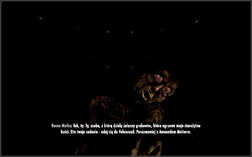 You do not have to do anything for a while, just listen to Cicero speech - Whispers in the Dark - The Dark Brotherhood quests - The Elder Scrolls V: Skyrim Game Guide