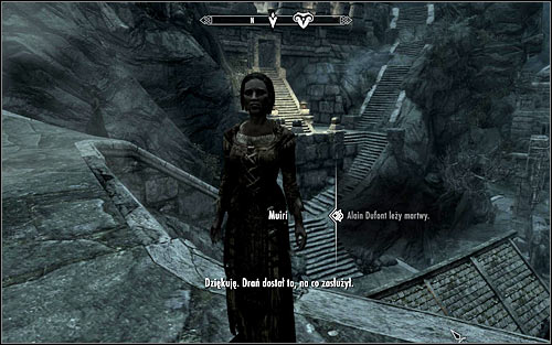You can now leave Windhelm and return to Markarth - Mourning Never Comes - p. 2 - The Dark Brotherhood quests - The Elder Scrolls V: Skyrim Game Guide