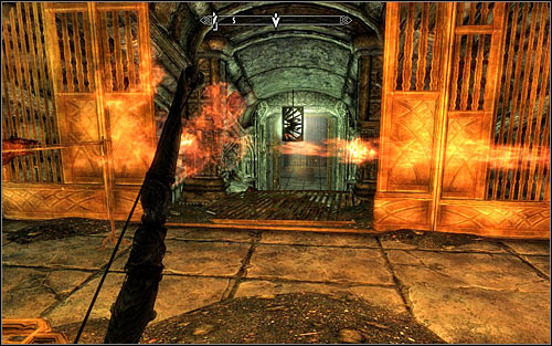 There are two paths leading to the large chamber, where Alain is located - Mourning Never Comes - p. 1 - The Dark Brotherhood quests - The Elder Scrolls V: Skyrim Game Guide