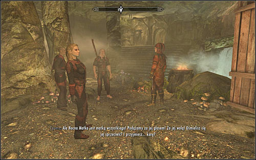 A chance to activate this quest will appear after completing the quest Sanctuary, but additionally it is required to execute at least one of three side contracts received from Nazir - Mourning Never Comes - p. 1 - The Dark Brotherhood quests - The Elder Scrolls V: Skyrim Game Guide