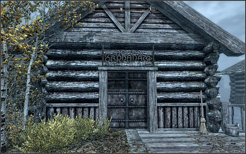 Leave the Aretino residence and go to Riften - Innocence Lost - The Dark Brotherhood quests - The Elder Scrolls V: Skyrim Game Guide