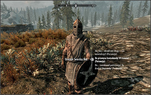 If youve decided to report Cicero, look around for a nearby Whiterun guard, marked by the game - Delayed Burial - The Dark Brotherhood quests - The Elder Scrolls V: Skyrim Game Guide
