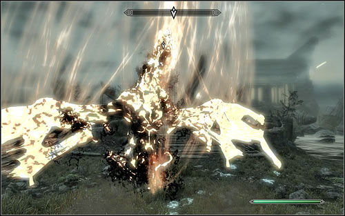 Now you just need to keep repeating the above actions, so alternate between pulling Alduin down and attacking him once he lands - Defeating Alduin - Dragonslayer - The Elder Scrolls V: Skyrim - Game Guide and Walkthrough