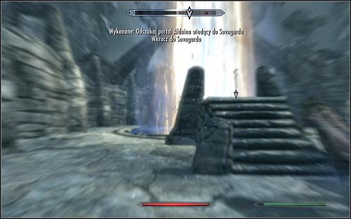 Going through the portal | The World-Eater's Eyrie - The Elder