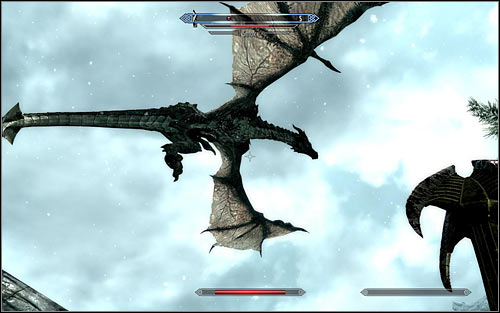 Now head south - Reaching the portal | The World-Eaters Eyrie - The World-Eaters Eyrie - The Elder Scrolls V: Skyrim Game Guide