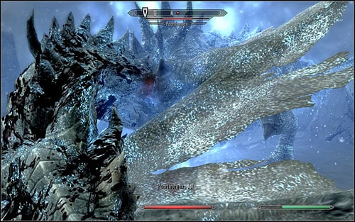 Attack him only after he lands - Killing Paarthurnax - Paarthurnax - The Elder Scrolls V: Skyrim - Game Guide and Walkthrough