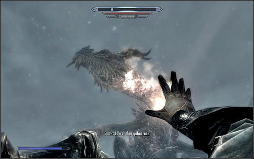 In order to begin the fight, you of course need to head to Paarthurnax, i - Killing Paarthurnax - Paarthurnax - The Elder Scrolls V: Skyrim - Game Guide and Walkthrough