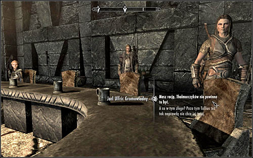 As the negotiations begin, Ulfric will speak regarding Elenwen, representing the interests of Thalmor - Participating in the negotiations | Season Unending - Season Unending - The Elder Scrolls V: Skyrim Game Guide