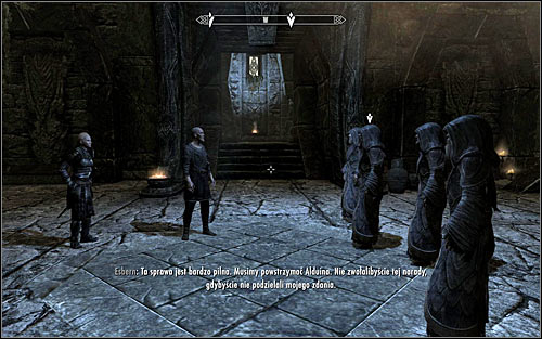 You can now head to High Hrothgar - Participating in the negotiations | Season Unending - Season Unending - The Elder Scrolls V: Skyrim Game Guide