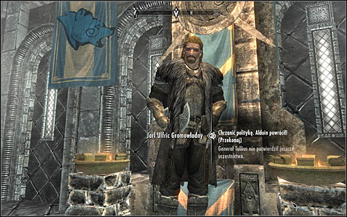Find Ulfric (make sure youre visiting him by daytime) and initiate a conversation with him - Inviting the hostile parties to the negotiations | Season Unending - Season Unending - The Elder Scrolls V: Skyrim Game Guide