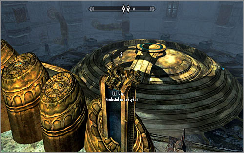 Thoroughly explore the first room of the Tower, as there are multiple precious artifacts hidden there - Obtaining the Elder Scroll | Elder Knowledge - Elder Knowledge - The Elder Scrolls V: Skyrim Game Guide