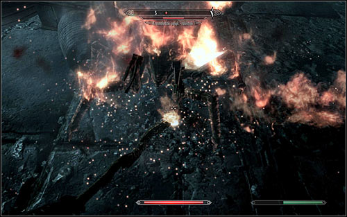 Id recommend keeping an eye open, especially for the Dwarven Spiders, as pretty much each of them will hold a soul gem - Obtaining the Elder Scroll | Elder Knowledge - Elder Knowledge - The Elder Scrolls V: Skyrim Game Guide