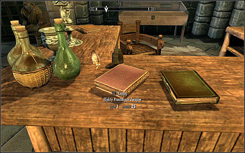 Dont worry that the conversation has ended, as Urag gro-Shub will go get some books concerning the Elder Scrolls - Heading to Winterhold | Elder Knowledge - Elder Knowledge - The Elder Scrolls V: Skyrim Game Guide