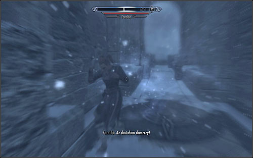 The easiest way is to inform Faralda that youre the Dragonborn, though the woman will demand proof - Heading to Winterhold | Elder Knowledge - Elder Knowledge - The Elder Scrolls V: Skyrim Game Guide