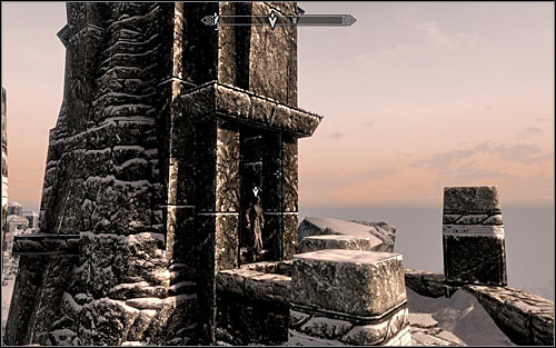 If you want to speak with Arngeir, you need to head to High Hrothgar - Heading to Winterhold | Elder Knowledge - Elder Knowledge - The Elder Scrolls V: Skyrim Game Guide