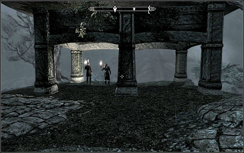 In accordance with the information received from the game, asking around for people that could point the hero to anyone who knows more about the Elder Scrolls is optional - Heading to Winterhold | Elder Knowledge - Elder Knowledge - The Elder Scrolls V: Skyrim Game Guide
