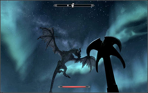 Reaching The Throat of the World will probably take you a couple minutes, but after reaching it you luckily wont have to worry about any other threats - Heading to The Throat of the World | The Throat of the World - The Throat of the World - The Elder Scrolls V: Skyrim Game Guide