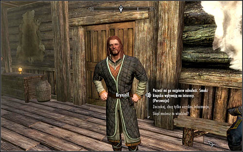 The person you can ask for Esbern is Brynjolf - Establishing Esberns whereabouts | A Cornered Rat - A Cornered Rat - The Elder Scrolls V: Skyrim Game Guide