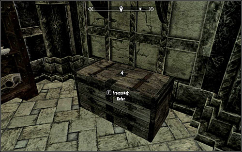 If you prefer to stay silent, you will need to reach the room in the north-west part of the building, avoiding getting detected on your way - Collecting information on the return of dragons | Diplomatic Immunity - Diplomatic Immunity - The Elder Scrolls V: Skyrim Game Guide