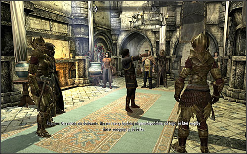 You can reach the desired effect in three basic ways - Collecting information on the return of dragons - Diplomatic Immunity - The Elder Scrolls V: Skyrim - Game Guide and Walkthrough