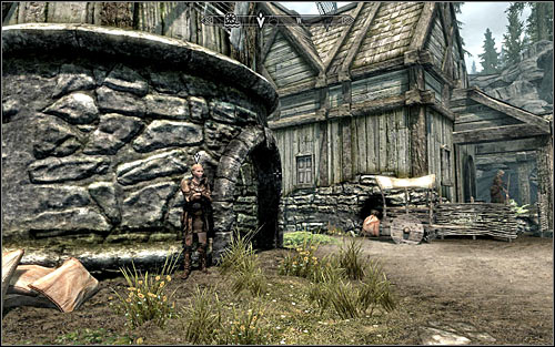 You can head out of Winking Skeever and the whole Solitude - Getting onto the Embassy party | Diplomatic Immunity - Diplomatic Immunity - The Elder Scrolls V: Skyrim Game Guide
