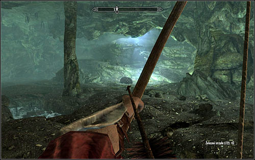 If you want to get rid of the bear, you will have a wider choice - Getting through the Keep with Ralof | Unbound - Unbound - The Elder Scrolls V: Skyrim Game Guide