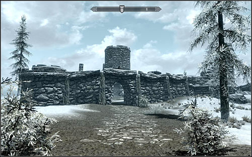 Location type: fort - [1] North-west of Skyrim - p.1 | World maps - World maps - The Elder Scrolls V: Skyrim Game Guide