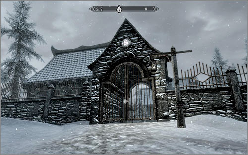 Location type: estate - [1] North-west of Skyrim - p.1 | World maps - World maps - The Elder Scrolls V: Skyrim Game Guide